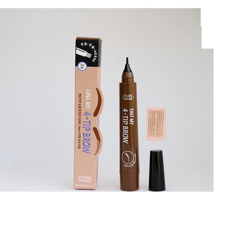 Tint My 4 Tip Eyebrow Dark Brown