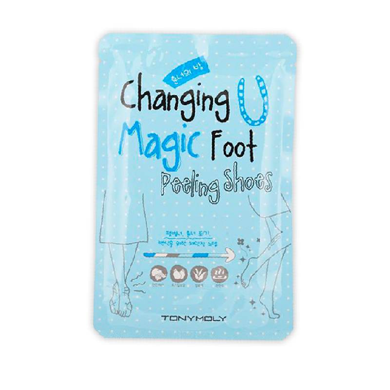 Changing Magic Foot