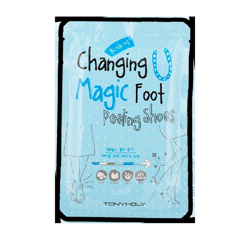 Changing Magic Foot