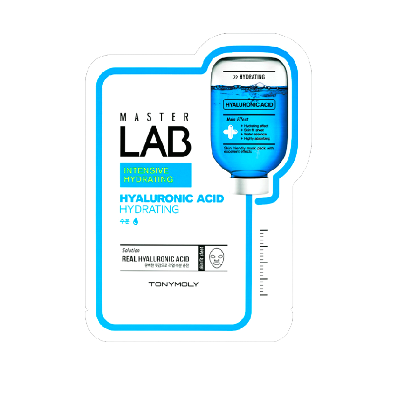 Mascarilla Master Lab Hyaluronic Acid M