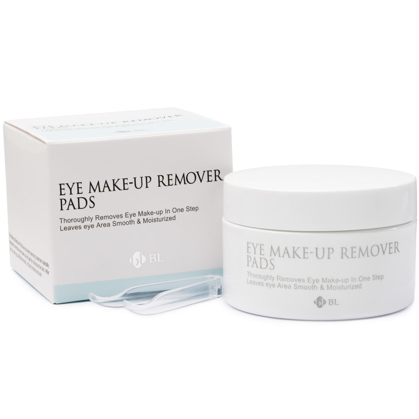 Eye Make- up Remover Pads