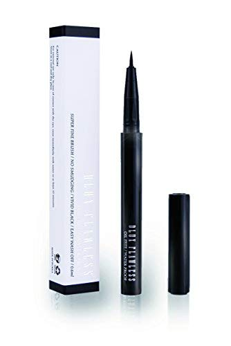 Dlux Liquid Eyeliner Plumon_Negro